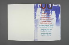 MOVE_Magazine on Editorial Design Served