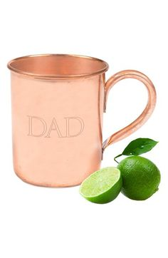 CATHY'S+CONCEPTS+Personalized+Moscow+Mule+Copper+Mug+for+Mom+&+Dad+available+at+#Nordstrom