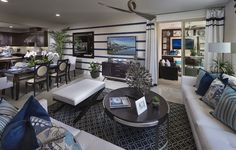 On a scale from 1-10, how much do you LOVE this living space?! #newhome #realestate #orangecounty