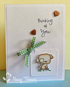 Thinking of You {Purple Onion Designs}