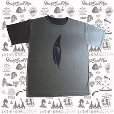 ADVENTURE BIRD FREE Camiseta Masculina.