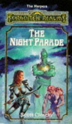 The Night Parade (The Harpers, book 4) by Scott Ciencin
