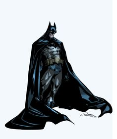 Batman_0901_by_Gilmec.png 1,024×1,223 pixels