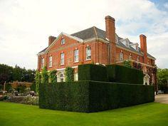 Bradenham Hall, Norfolk, England, c1750