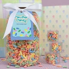 Baby Shower Candy