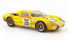 Ferrari 250 LM yellow Hot Wheels diecast model car 1/18 - Buy/Sell Diecast car on Alldiecast.us