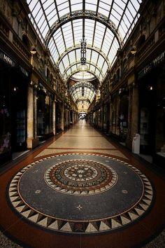 The Victoria Quarter.  Leeds, United Kingdom  #Architecture