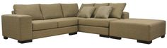 The custom Jacob Sectional is available in: your choice of fabric, left or right hand facing, locally made. Made in Canada 3868 Main Street, Vancouver.