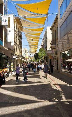 Ledra Street - Nicosia, Cyprus   by Wolfgang Press South Cyprus, Akrotiri And Dhekelia, Cyprus Island, Nicosia Cyprus, Eco City, Paphos, 10 Picture, The Republic, Continents