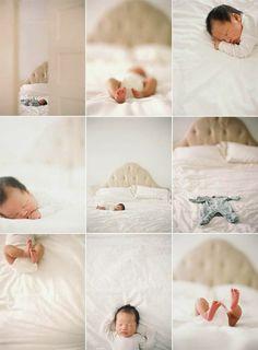 P E T R O N I A L O C U T A: ¡El nené se está babando!... ¡Rápido! !Hazle una foto!