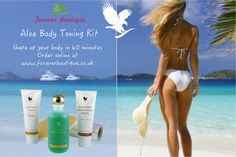 Go to war on unsightly cellulite and fat cells with our fantastic Body Toning Kit