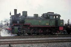 Steam Locomotive, Engineering, Train, Trains, Technology, Strollers