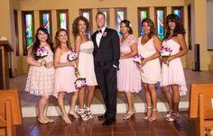 Sacred Hearts Mission Church in Kapalua | Maui Wedding | Maui Bride | Destination Wedding