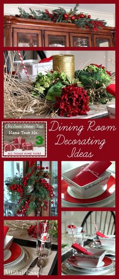 2013 Christmas House Tour Hundreds Of Holiday Decorating Ideas