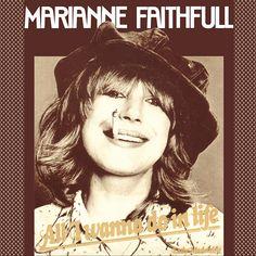 "Marianne Faithfull All I Wanna Do In Like (UK 7"" 1976)"