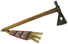 Blackfoot Pipe Tomahawk