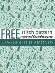 Staggered Diamonds