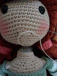 Crochet Hats, Dolls, Cute, Crochet Pig, Doll Patterns Free, Knitted Dolls, Crochet Animal Amigurumi, Crochet Stitches Patterns, Doll Patterns