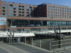 Sonne in Hamburg | Die Welt von kurzundknapp - Die Elbarkaden