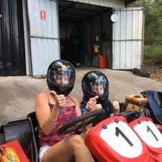 いいね!12件、コメント1件 ― Tamara Andersonさん(@tamaraando)のInstagramアカウント: 「best holiday with the little man , we had to stop by the Big Kart Track on our way home…」