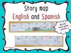 Story map (English and Spanish) – Bilingual Marketplace