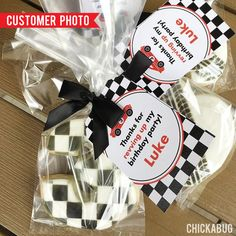 Paper goods and DIY printables for parties and holidays Birthday Thanks, Little Man Birthday, Race Car Birthday, Race Car Party, 4th Birthday, Car Themed Parties, Cars Birthday Parties, Rev Party, Race Car Themes