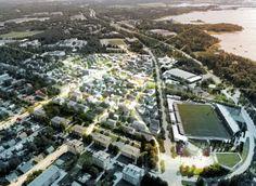 Mandaworks & Hosper win Masterplan design competition in Vaasa, Finland « World Landscape Architecture – landscape architecture webzine