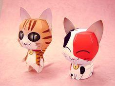 Lucky kitties