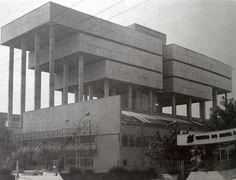 Galeria de Clássicos da Arquitetura: Centro de Mecanização do Banco do Brasil / Irmãos Roberto - 2