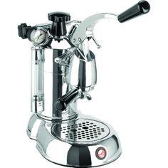La Pavoni Stradivari 16-Cup Professional Espresso Machine Italian Espresso Machine, Commercial Espresso Machine, Home Espresso Machine, Espresso Machine Reviews, Best Espresso, Espresso Cups, Cappuccino Maker, Coffee Maker, Barista