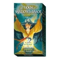 "Book of Shadows Tarot Vol II: ""So Below"" by Barbara Moore, available at Book Depository with free delivery worldwide. Barbara Moore, Oracle Cards, Book Of Shadows, Tarot Decks, Tarot Cards, The Book, Artwork, Books, Terra"