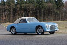 1947-Cisitalia-202-Cabriolet-by-Pinin-Farina  COCHE DE EVA PERON