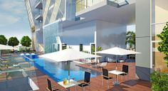 This state of the art condominium building, with roof top pool, restaurant bar and fully equipped gym and underground parking, where comfort and luxury meets an active life-style, is the ideal home, second home, vacation or retirement getaway. It will be built for all the families, couples and singles that are used to and expect to lead a high class life style in tropical sunny Pattaya.