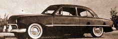 Don Britton 50 ford.....Calazonas car club
