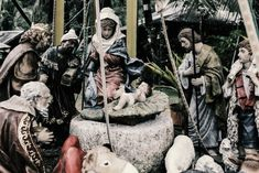 Visual reminders, such as nativity sets, are one way we remind ourselves of the true celebration of Christmas: the birth of Jesus Christ. Radios, Catholic Radio, Christmas Reflections, Learning To Pray, Birth Of Jesus Christ, Great Speakers, Praying The Rosary, Greatest Mysteries, Always You