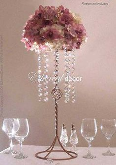"DIY Flower Centerpieces tall for weddings | Related Posts for "" cheap tall wedding centerpieces """