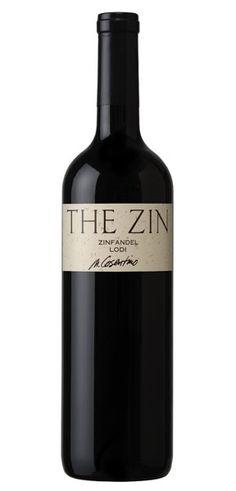 2008 Cosentino Winery The Zin, California, 750ml