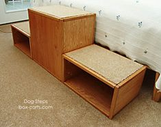 Compare Dog Flea And Tick Products Dog Steps For Bed, Dog Ramp For Bed, Pet Ramp, Pet Steps, Raised Dog Beds, Elevated Dog Bed, Bed Stairs, Dog Shots, Dog Furniture