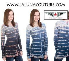New! Hard Tail skeleton tie dye long sleeve tees $74! Available in blue and pink! Click link to order yours now!  https://www.lalunacouture.com/hard-tail-pink-skeleton-tie-dye-long-sleeve-tee.html  #hardtail #tiedye #yoga #fitforlie #workoutclothes