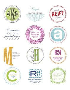 Designer Address Labels Free Address Labels Designed By