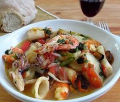 Image of Portuguese seafood stew | Food From Portugal