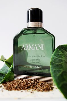 Giorgio Armani Eau de Cedre www.perfumoholik.pl