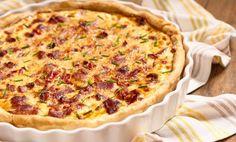 Green Chile Quiche or Frittata Quiche Lorraine, Quiches, Diet Recipes, Snack Recipes, Cooking Recipes, Easter Recipes, Egg Recipes, Easy Cooking, Cooking Time
