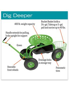 Genial Tractor Scoot | Rolling Garden Seat | Gardeneru0027s Supply I Need This For My  Sore Knees. | Gardening | Pinterest | Sore Knees, Garden Seat And Tractor