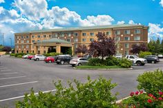 Oxford Suites Spokane Valley, Washington Your ideal choice for Spokane Valley Hotels!