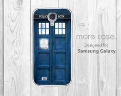 Samsung Galaxy S4 Case Tardis Dr Who, samsung S5 Case Galaxy S3 Case Tardis Call Box Galaxy Note 2 soft rubber case tough Galaxy Note 3 Case