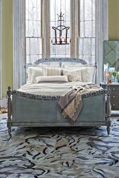 Tracey Boyd Draped Garland Bed #anthroregistry