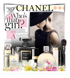 """""""Chanel Paris"""" by casuality ❤ liked on Polyvore featuring beauty and Chanel"""