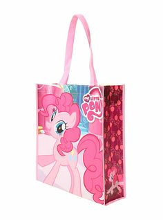 My Little Pony Pinkie Pie Large Shopper Tote | Hot Topic
