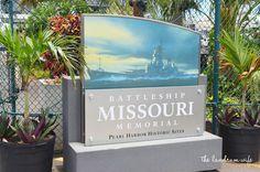 Getting to Know Hawaii: Battleship Missouri Memorial #Hawaii #Oahu #PearlHarbor